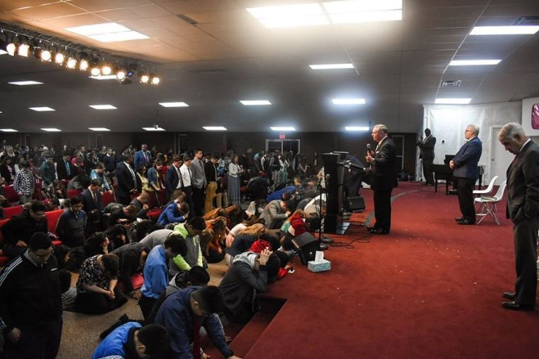 Ky. megachurch shuts down again after 18 members test positive for coronavirus