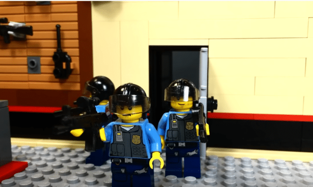 LEGO stops marketing police-themed toys 'in light of recent events'