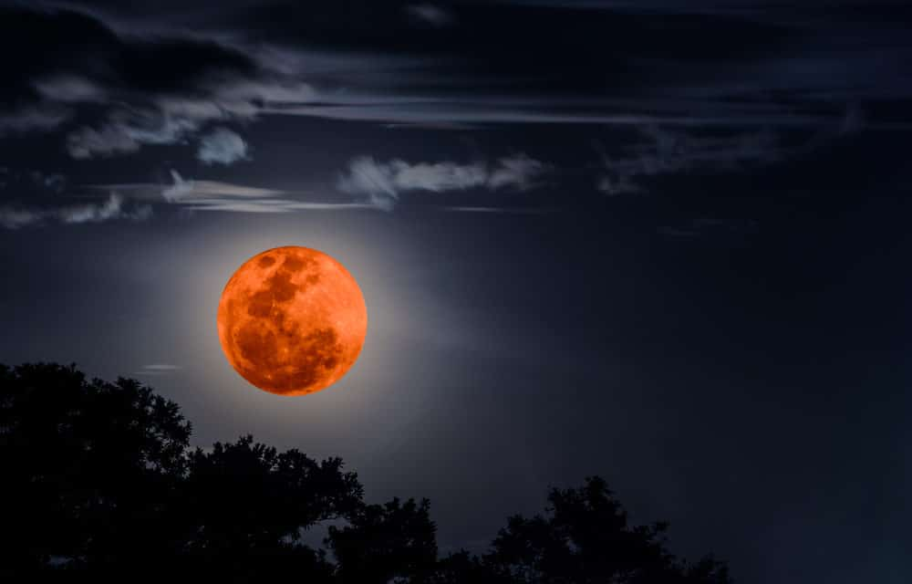 Prophecy Teacher Warns Coming Blood Moon Could Be Harbinger Of War