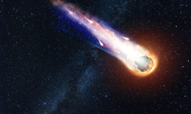 """UK residents stunned by """"Once in a Lifetime"""" fireball exploding over British Isles"""