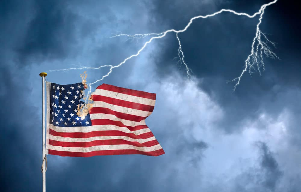 Is America Spiraling Out of Control?