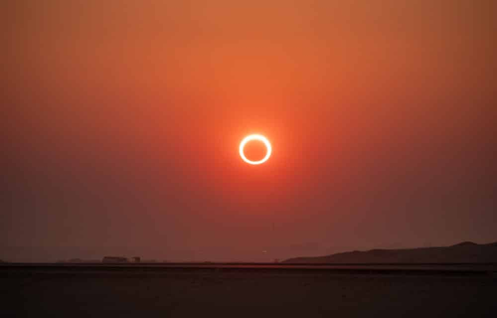 Solar Eclipse 'Ring of Fire' to Appear the Day After Summer Solstice