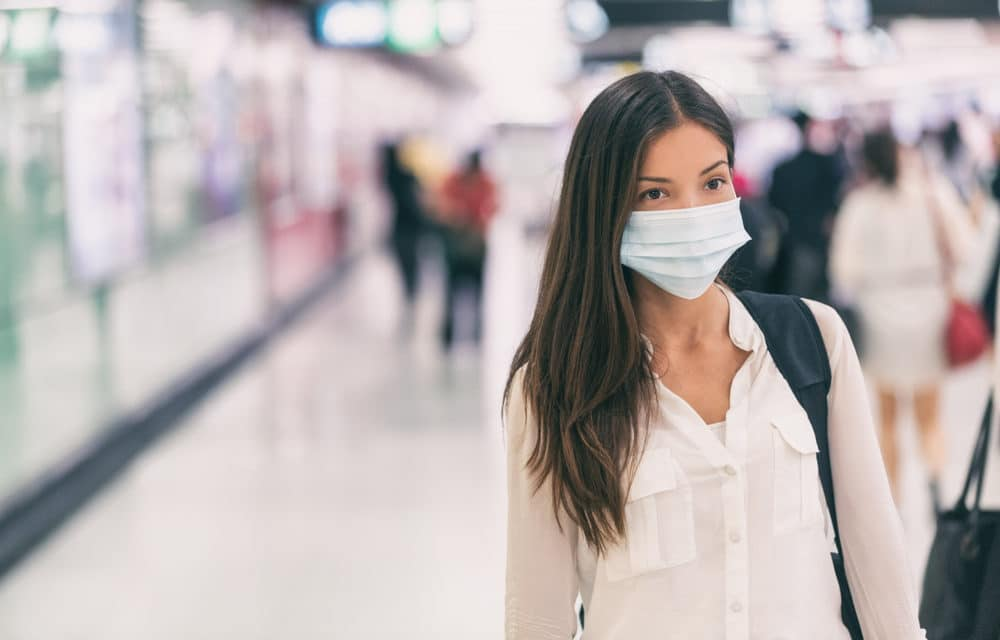 California orders residents to wear masks outside the home