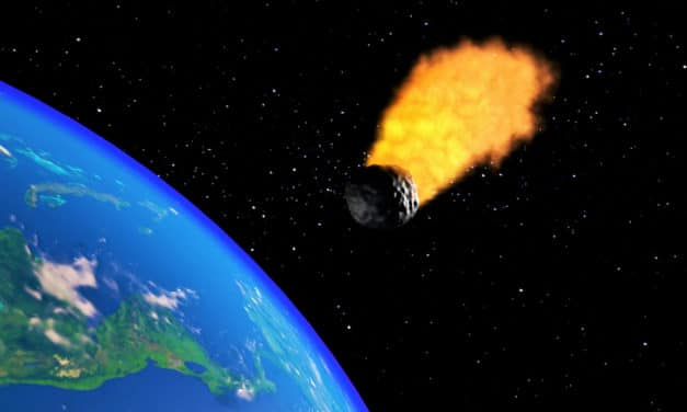 NASA monitoring 5 asteroids headed toward earth over the next few days