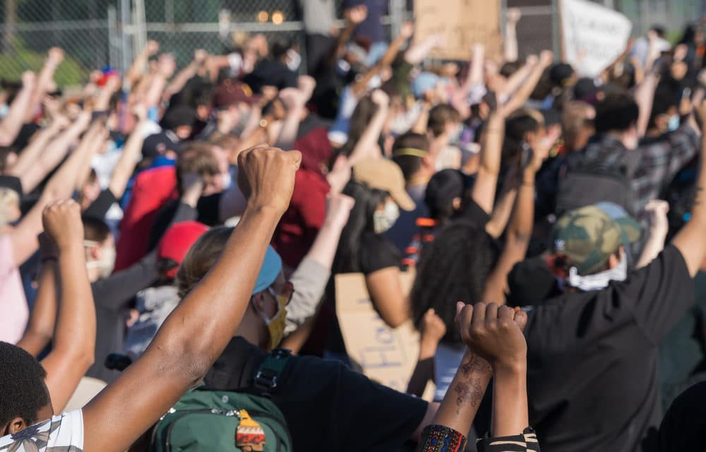 What's Prophetically Behind the Scenes of the Unrest in America