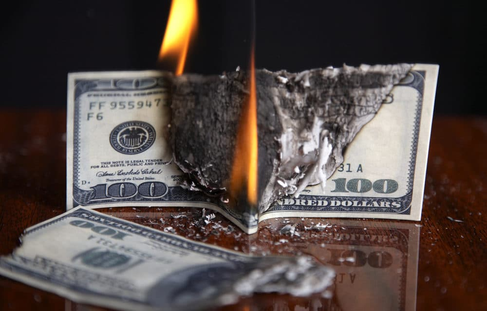 Are We About To See The Dollar Crash?