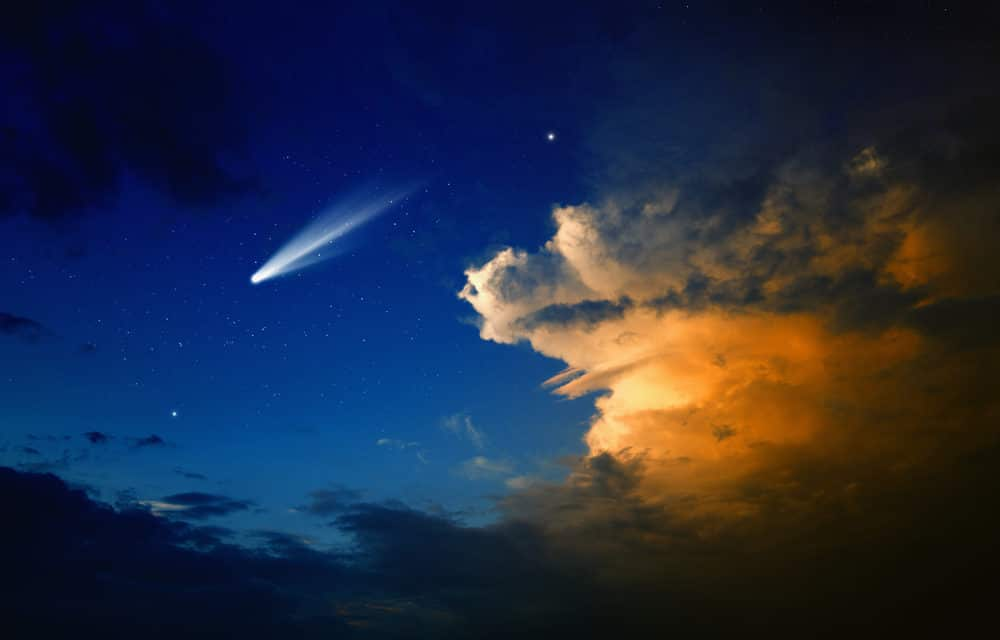 """Is this event more """"Signs in the Heavens"""" pointing to the soon return of the Lord?"""