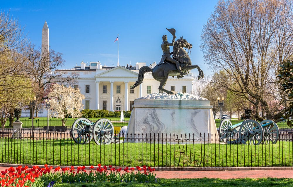 National Guard to provide unarmed security for monuments in DC