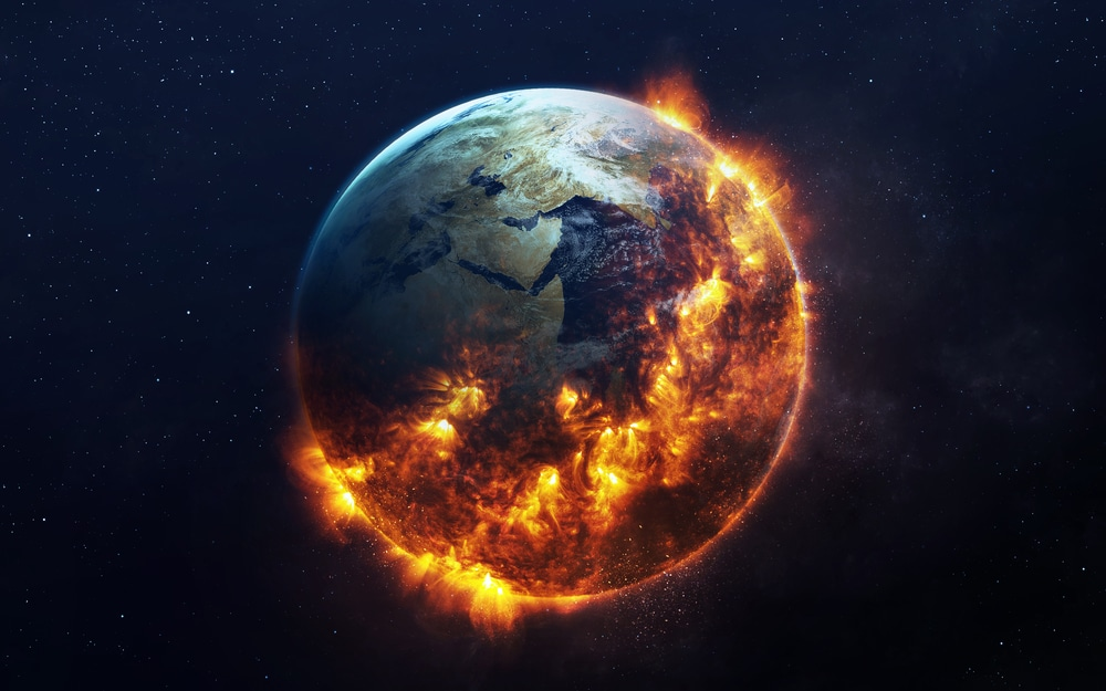 Have We Now Entered The Tribulation Of the Book of Revelation?