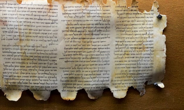 New Dead Sea Scrolls DNA research to 'unlock Bible secrets from time of Jesus Christ'