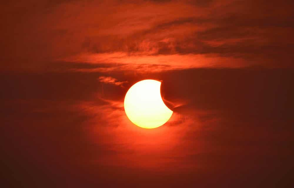 Coming Eclipse Over America Is A Warning Of Things To Come