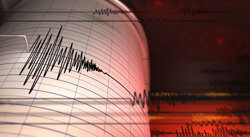 Powerful 6.4 magnitude earthquake strikes China's Xinjiang province.