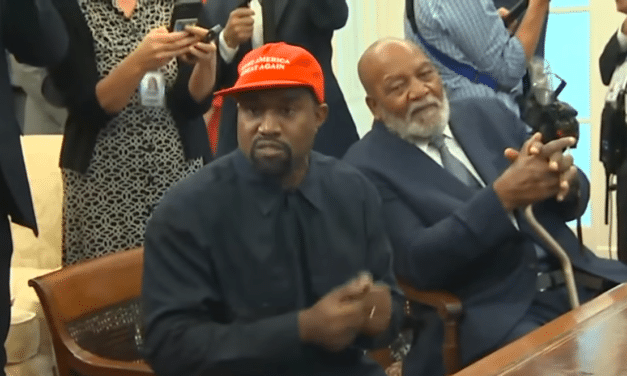Kanye West Challenges Trump and Biden, Announces Run For President