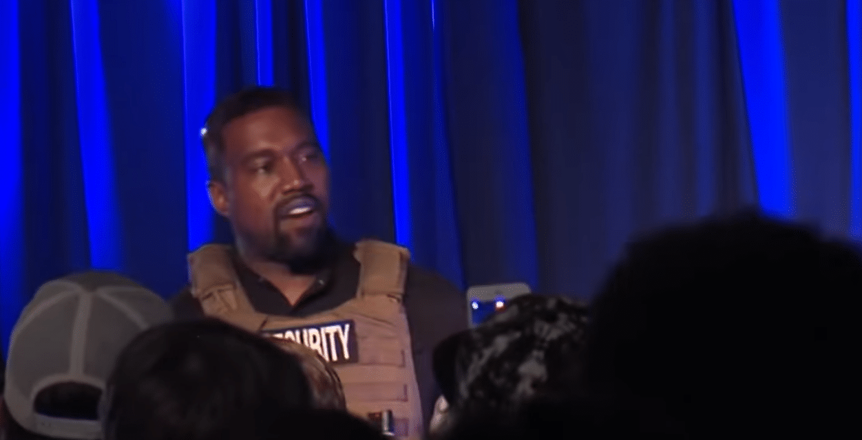 "Kanye West Says COVID-19 Vaccine is ""Mark of the Beast"""