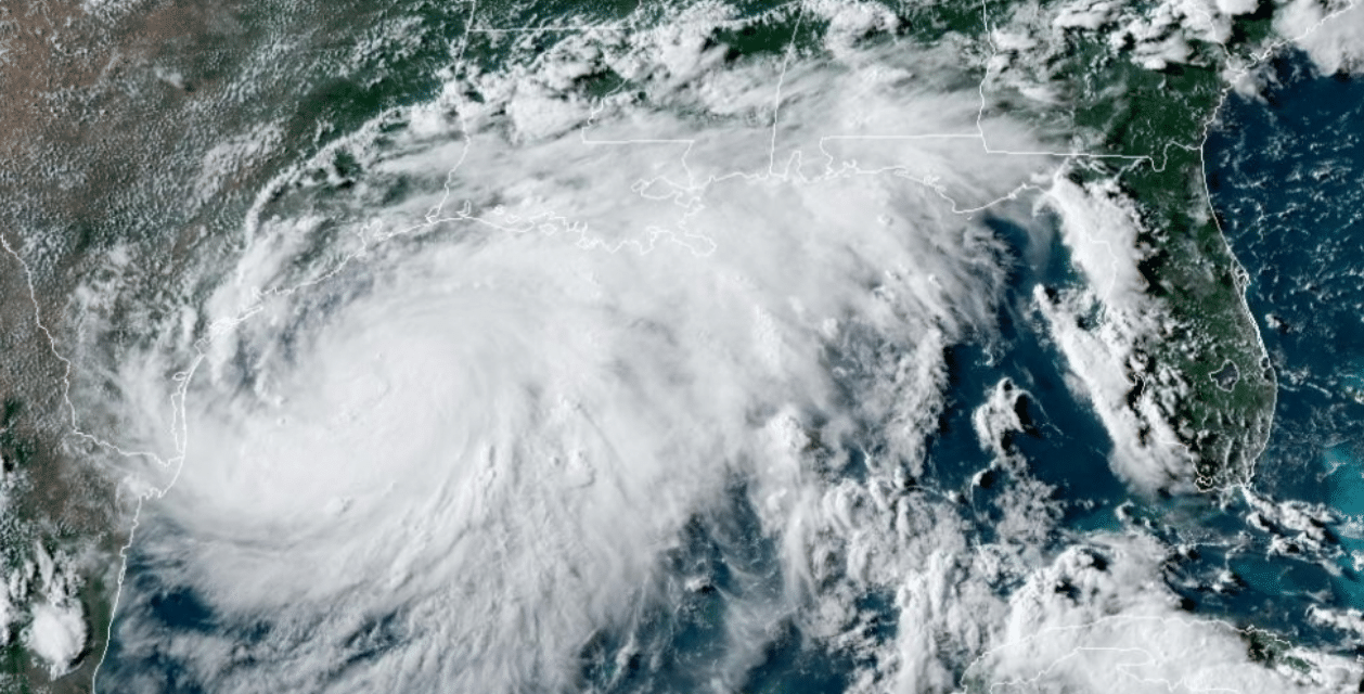 DEVELOPING: Texas coast on alert as Tropical Storm Hanna closes in