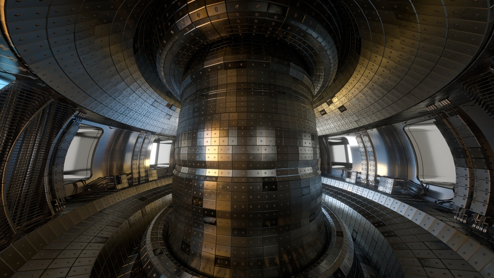"""Scientists Begin Construction of World's Largest """"Fusion Reactor"""""""