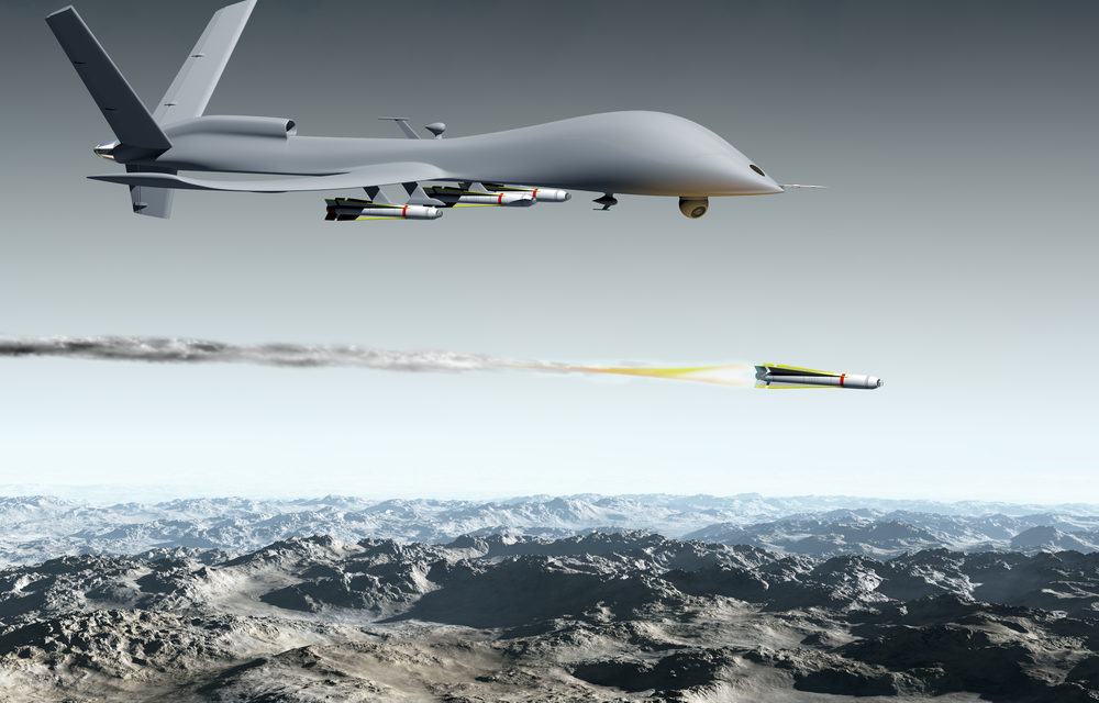 China and Russia 'developing deadly drones which attack without human approval'