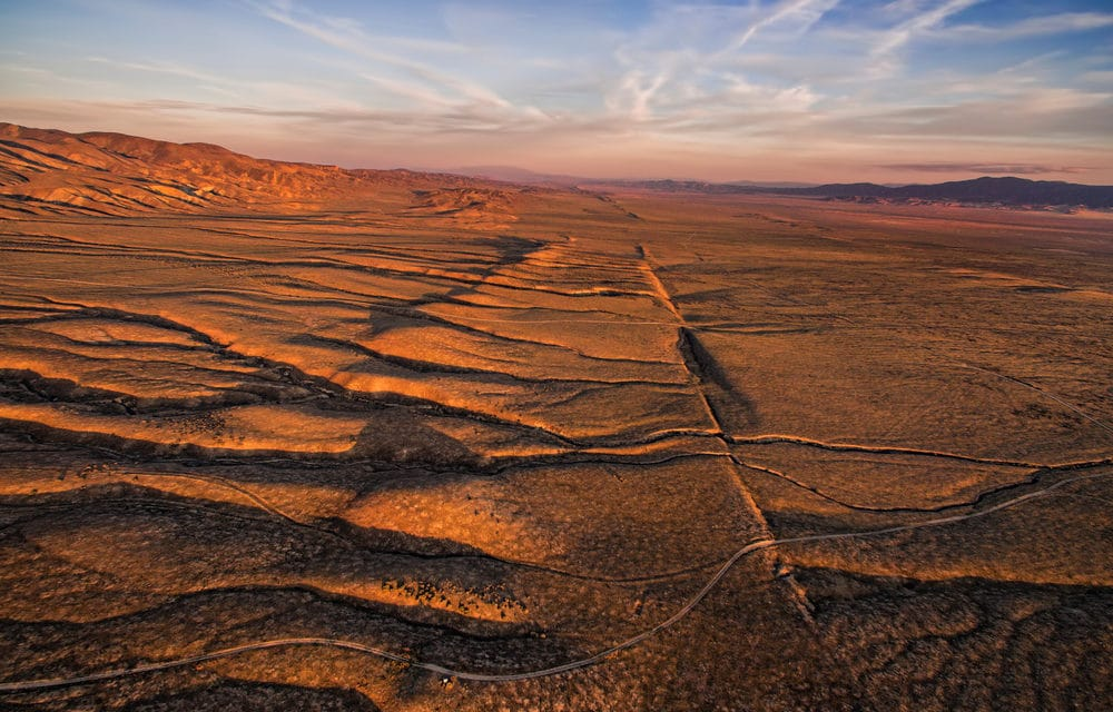 Chance of San Andreas Mega-Quake Has Been Increased By Ridgecrest Quakes