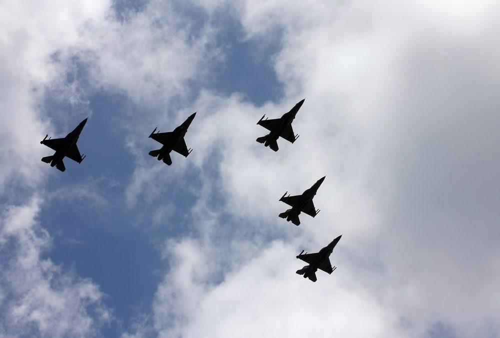 IDF attacks Hamas targets in Gaza in response to rocket barrage