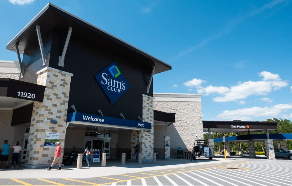 Walmart and Sam's Club mandate face masks in all US stores