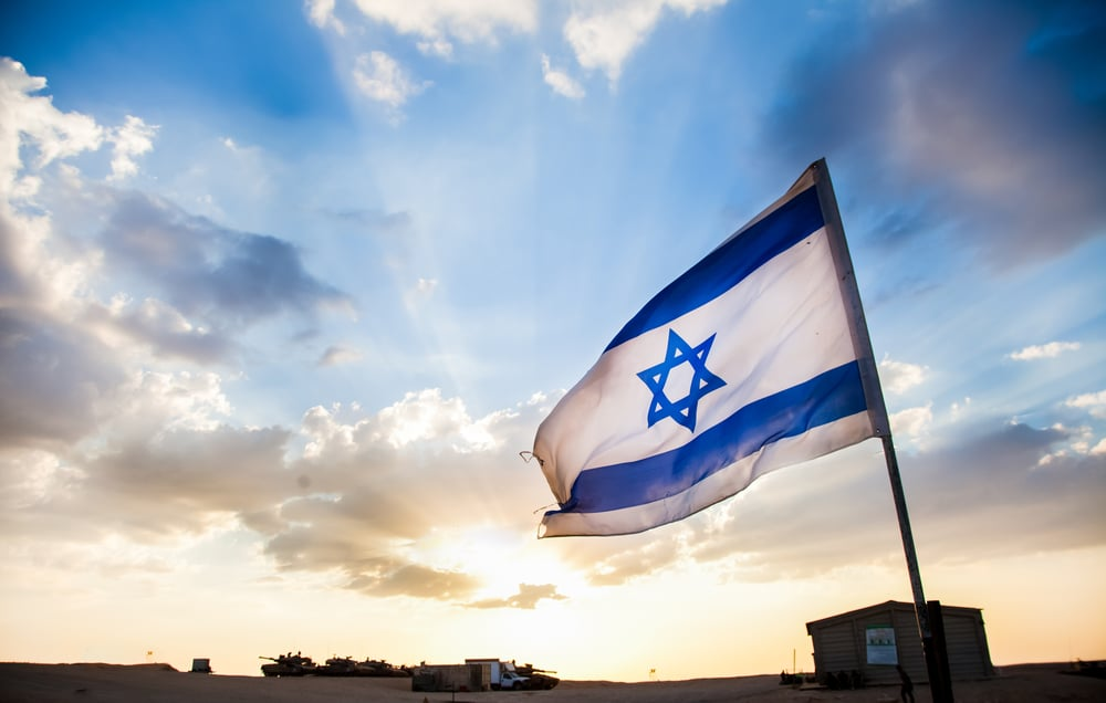 "Why Israel Is the ""End Times Epicenter"""