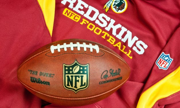 Major Retailers Dropping Washington Redskin Merchandise