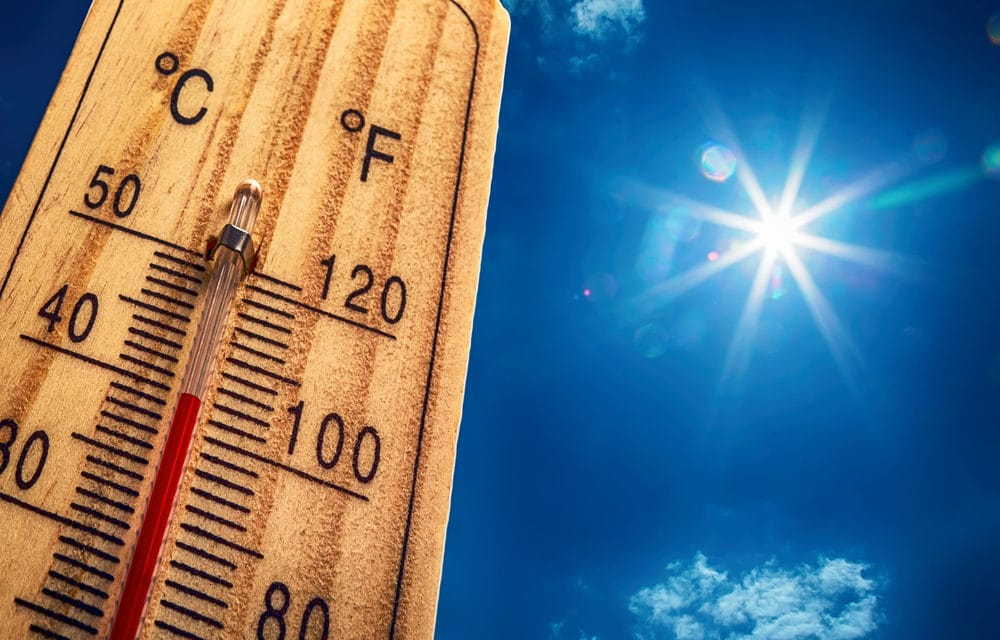 Hellish 2020 to get even hotter with 'potentially historic' heat wave in July