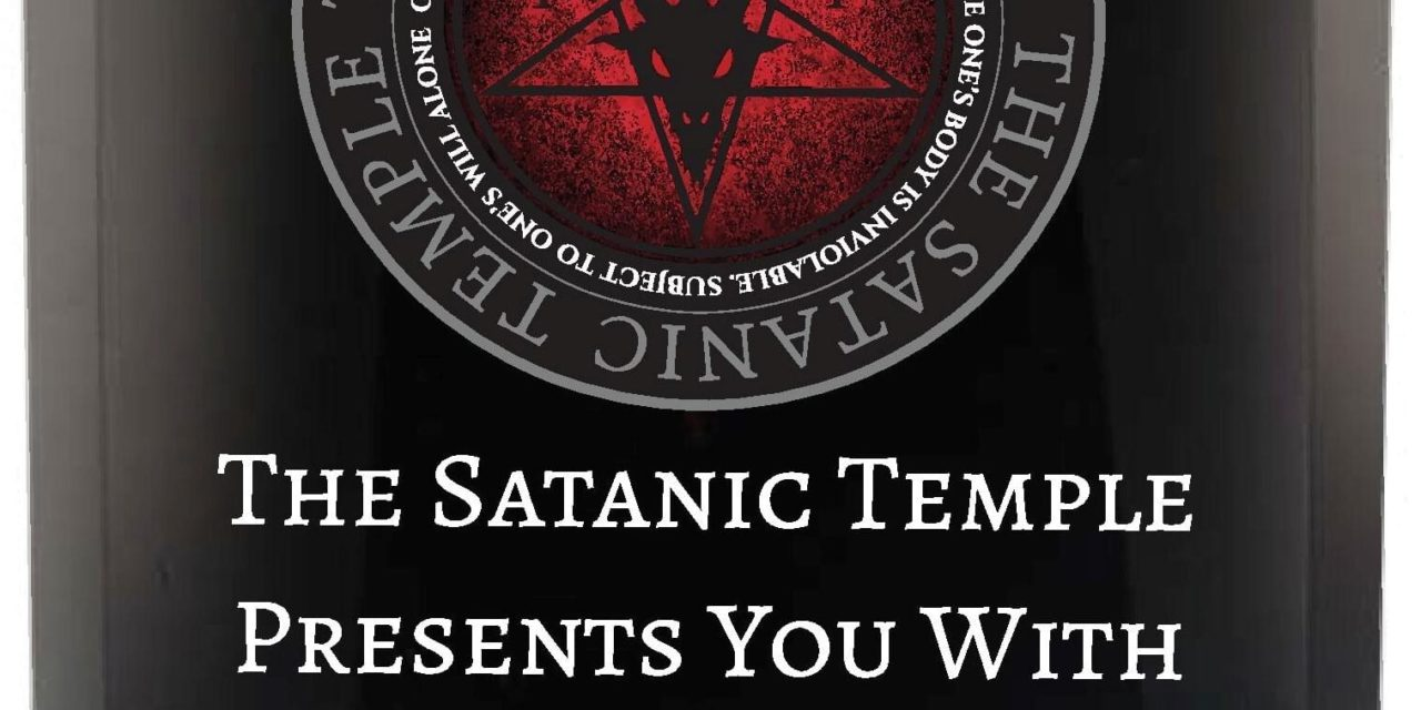 The Satanic Temple Raffles Free Abortion, Admits that Aborting Unborn Babies is a Satanic Ritual