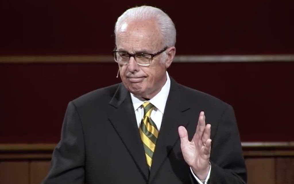 "John MacArthur tells CNN that the Government Is ""Targeting the Church"""