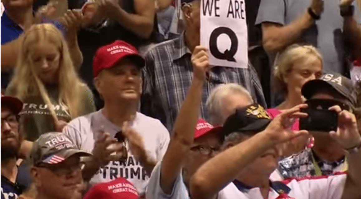 Evangelical leaders denounce QAnon as 'political cult,' and 'satanic movement'