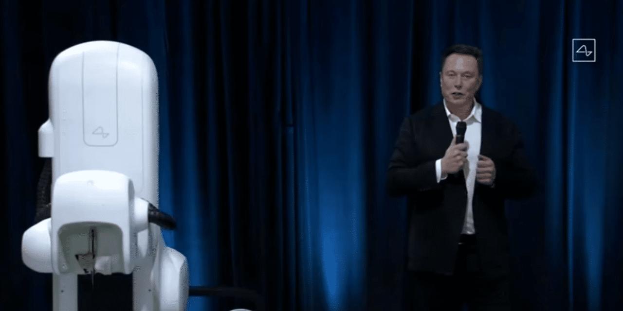 Elon Musk's Neuralink implants computer chips in animal brains