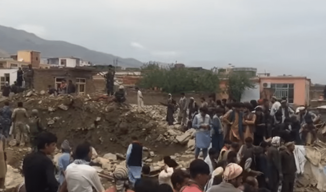 Catastrophic flooding leaves at least 110 fatalities, and over 2,000 homes destroyed in Afghanistan