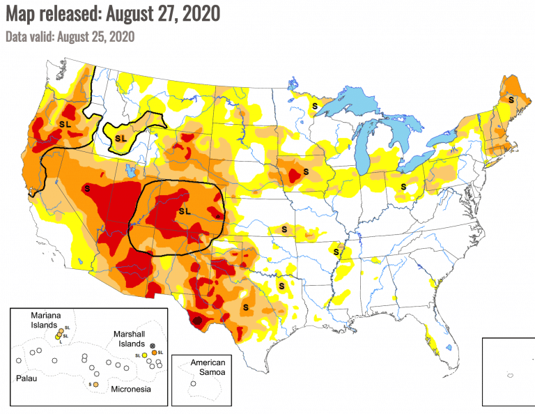 """Return Of The Dust Bowl? The """"Megadrought"""" In The Southwest Is Really Starting To Escalate"""