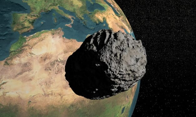 Asteroid heading to earth a day before presidential election