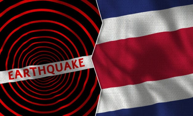 Magnitude 6.0 earthquake shakes buildings in Costa Rica's capital