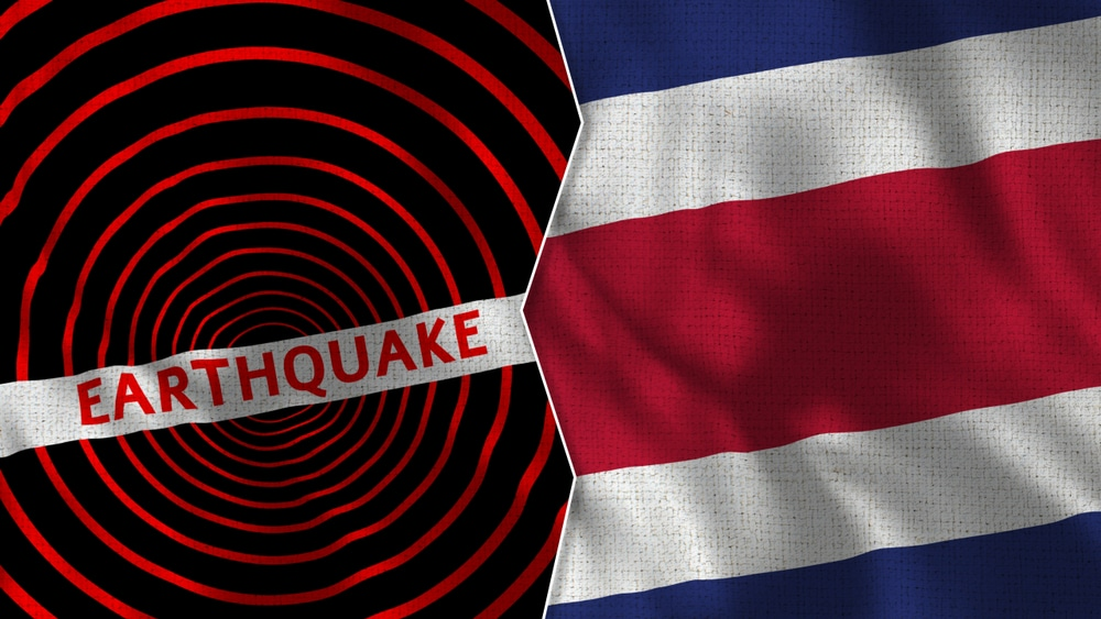 Magnitude 6.0 earthquake shakes buildings in Costa Rica's capital