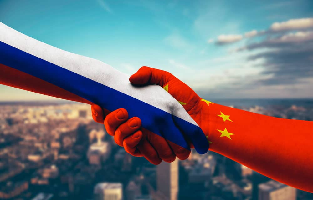 As they abandon dollar in trade, Russia & China could create 'financial alliance,'