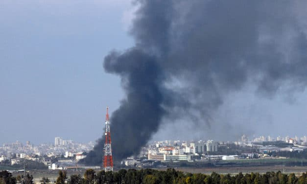 Israel Strikes Hamas in Gaza Following Explosive Balloon Attacks