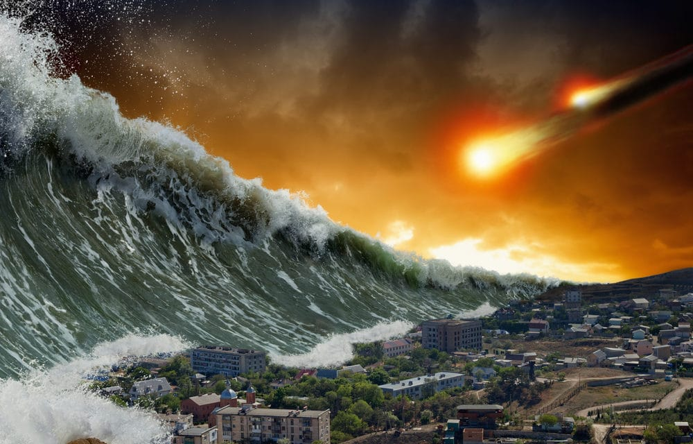 Scientists Have Warned That A 400 Foot Tsunami Could Hit The East Coast If An Asteroid Struck The Atlantic Ocean