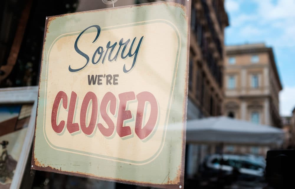 More Than Half Of San Francisco Storefronts Out of Business Due To Pandemic