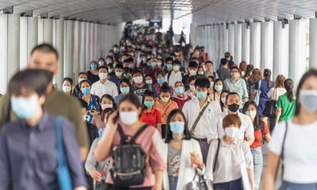 40% of people with coronavirus have no symptoms