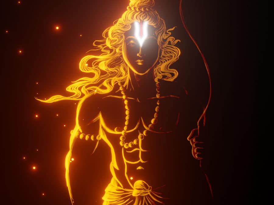 A Giant Hindu God Is Going To Be Put Up In Times Square