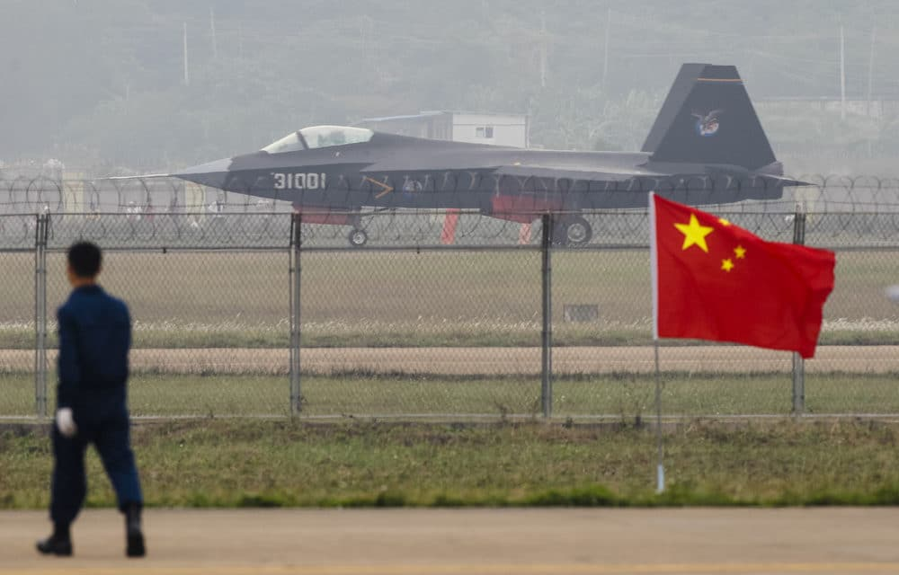 China sends message to US with drills in 4 regions
