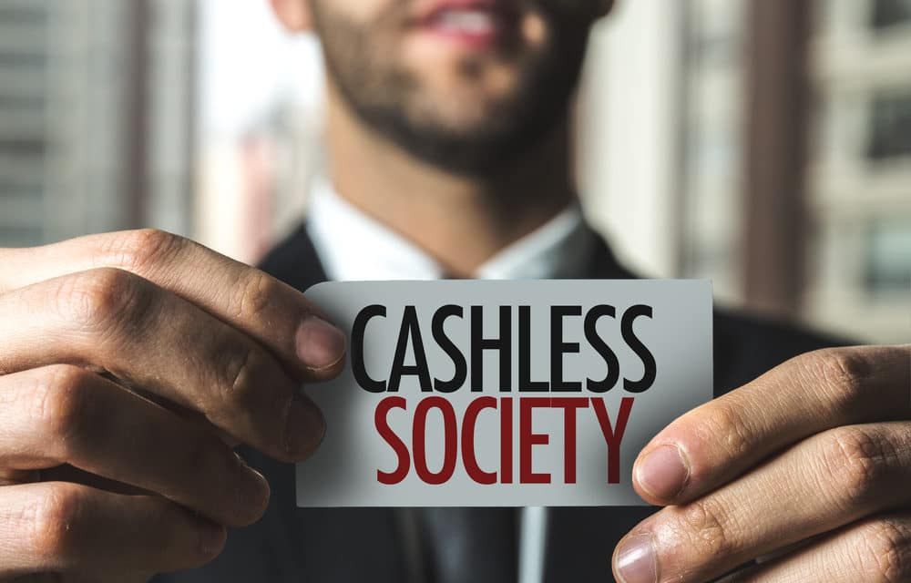 Media Deems Cashless Society A 'Conspiracy Theory'