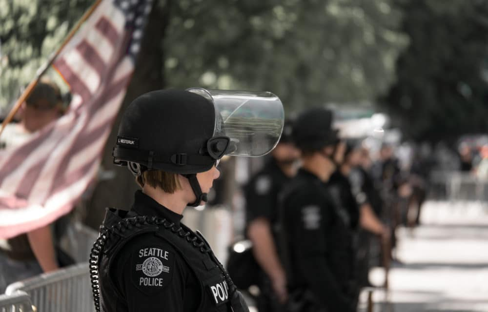 Seattle Police Chief Resigns as Violence-Riddled Cities Slash Police Funds: 'Evil Will Take Over'