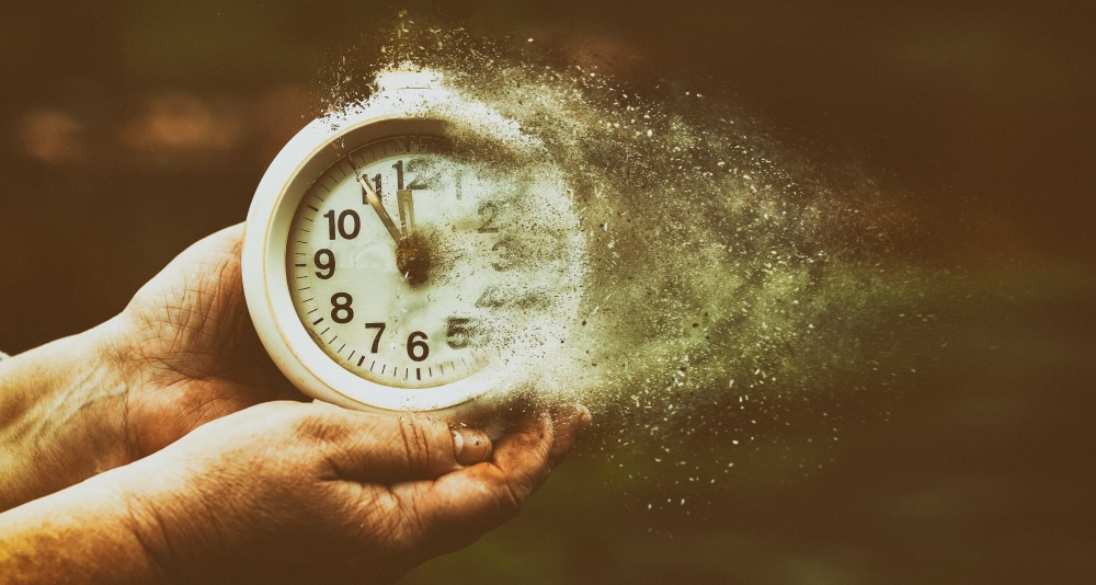 'We are living on borrowed time' Time is running out as End Time Prophecy accelerates