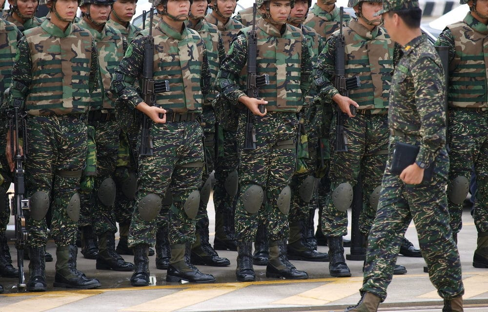 RUMORS OF WAR: China increases military drills as tensions with the US intensifies