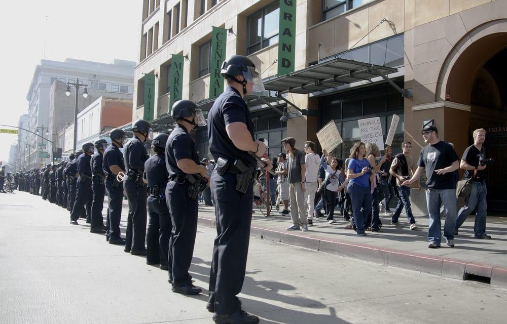Has America Entered A New Era Of Permanent Civil Unrest?