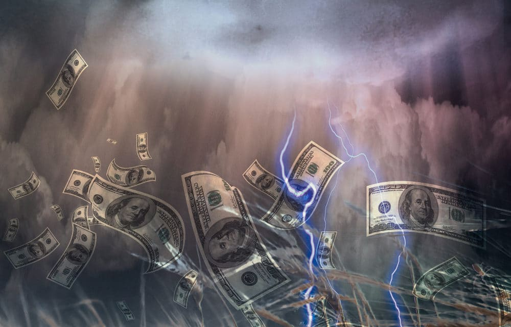 DEVELOPING: Economic Storm Clouds Continue to Build