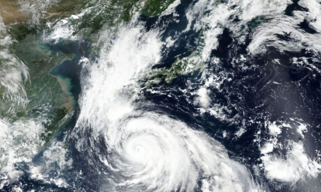 DEVELOPING: Millions asked to evacuate as Japan braces for Typhoon Haishen